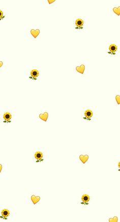 Trendy ideas for lock screen wallpaper vintage yellow Cartoon Wallpaper, Wallpaper Pastel, Emoji Wallpaper Iphone, Iphone Hintegründe, Cute Emoji Wallpaper, Sunflower Wallpaper, Cute Disney Wallpaper, Iphone Background Wallpaper, Aesthetic Pastel Wallpaper