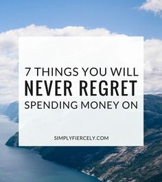 Minimalism isn't about frugality; instead it's about intentional spending.