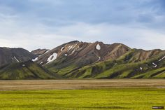 I saw this on the way to the highlands in Iceland last week and I couldn't help but stop and take a pic