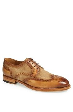 Magnanni 'Artea II' Spectator Oxford available at #Nordstrom