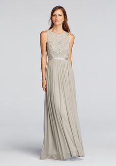 8a162a062f9 David s Bridal Wedding Party Wonder by Jenny Packham Style JP281644 Mother  Of The Bride Dress photo