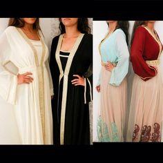Disponible sur  www.style-emirats.fr  la qualités haut gamme de DUBAI  tissus doublée mousseline #styleemirats #dxb #dubai #caftan2016 #abayas #ootd #maxidress #chic #mousseline #qualité #mode #dubaiabaya #uae #luxurious #abaya Site Shopping, Abayas, Caftans, Dubai, Kimono Top, Ootd, Chic, Women, Style