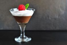 Vegan Chocolate Mousse - do I have to say more!??!!!