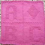 Alphabet Dishcloth Knitting Patterns : 1000+ images about Alphabet pattern on Pinterest ...