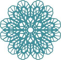 Cheery Lynn Designs - Doily Die - Italian Flourish,$19.95