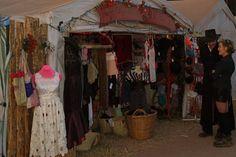 #TinkerTailorCo Glastonbury Stall