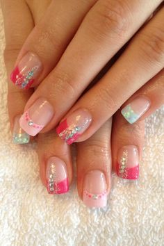 Ongles Catherine ouellet