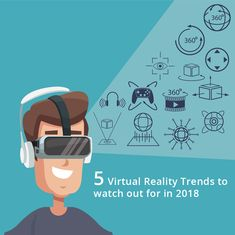 One of my predictions for 2018 is that virtual reality (VR) will become more mainstream. When you look at the growth trajectory of the VR industry over the past few years, it is clear that only great things lie ahead. For one, just a few years ago (in 2014), there were about 200 thousand active virtual reality users.  This increased to 90 million active users in 2017, and It is projected to increase to 171 million users in 2018 (almost double that of 2017). Here's a growth chart courtesy of…