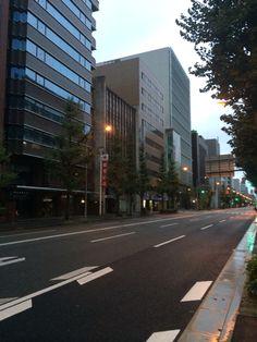 福岡 ホテル周辺 2014.09.24