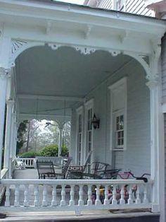 Beautiful Victorian Style Home In Washington, GA.