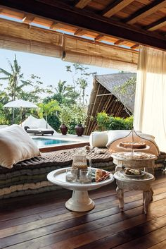 ROOM WITH A VIEW! ~ Legong Suite, Sandat Glamping, Ubud, Bali