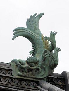 At Nagoya-Castle, Aichi, Japan.