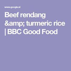 Beef Rendang Recipe Bbc Good Food