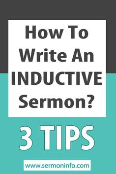 Three defining tips on how to write an inductive sermon - why is the inductive method, how to prepare inductive sermons and why use the inductive method? Psalm 119, Psalms, Topical Sermons, Book Of Philippians, Sermon Notes, Bible Knowledge, Follow Jesus, Thought Provoking, Bible Verses