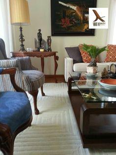 Detalles de sala principal / Livingroom details