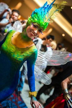 Beautiful Tooth Fairy - Rise of the Guardians - The Dragon*Con 2013 Cosplay Gallery (550+ Photos) - Tested