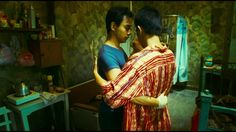 Blu-ray Screen capture from the 1997 movie, Happy Together. Hong Kong Movie, Photography Exhibition, Happy Together, Film Stills, Cinematography, I Movie, Writer, Couple Photos, My Love