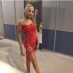 Бальное платье. Латина! Ballroom dress. Latin!