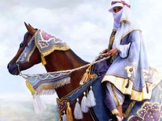 .Arabian horse