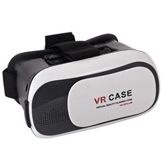 Virtual Reality 3D Headset VR Headset for 3D Movies,Video and Games,VR Glasses Suitable for LG HTC Motorola iPhone Samsung Note Galaxy Smartphones. Enjoy premium entertainment on your cell phone with this mobile virtual reality 3D headset. Be a part of the action when playing games or watching movies with this streamlined and elegant headset. Made with high-grade material and high-definition optical resin lenses that are harmless to your eyes. This headset is designed to fit the contour…