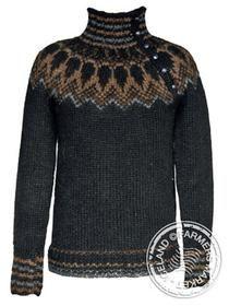Gil - Design Icelandic Wool Sweater