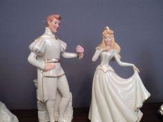 Disney Lenox Princess Aurora and Prince Phillip   eBay