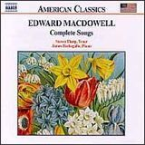 MacDowell: Complete Songs [CD]