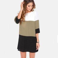 040dba0b8282 2018 Womens tops and blouses Fashion Ladies Top O Neck Tops Teerricdress  Kjoler I Store Størrelser