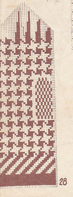 Kindad 2 nn+8+66-35 Mittens Pattern, Knit Mittens, Mitten Gloves, Wrist Warmers, Hand Warmers, Knitting Charts, Knitting Patterns, Craft Patterns, Stitch Patterns