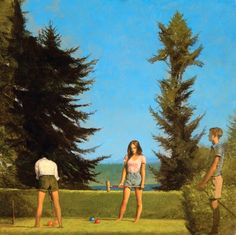 Bo Bartlett: Love And Other Sacraments At Dowling Walsh Gallery|John Seed