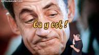 CA Y EST !!!!!!! On apprend dans la presse de ce jour, que Nicolas Sarkozy.............. Il était temps non ?