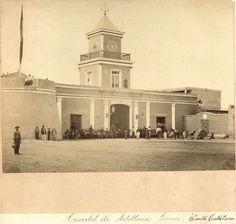 Fuerte Santa Catalina, 1870
