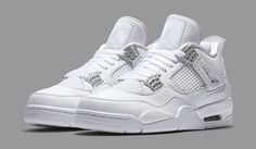 ": ""Pure Money"" Jordan 4s Available Now Finish Line​  Head Over To Da Jay Way"