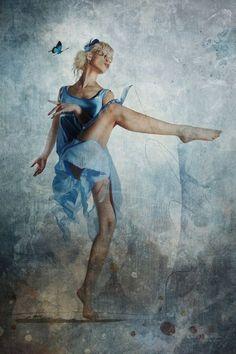 Happy Dance - Debbie de Juan, Digital Artist Happy Dance, Art For Sale, Photo Art, Corner, Photoshop, Artists, Watch, Digital, Clock