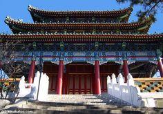 S1E11: JingShan Park Top Pavilion, Beijing China