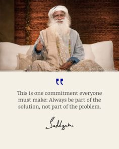 Commitment Quotes, Isha Yoga, Quotations, Believe, Life Quotes, Spirituality, Image, Quotes About Life, Quote Life