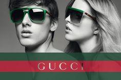 fc6a18cc5e28e Gucci Eyewear Spring 2012 Campaign Sunglasses Women
