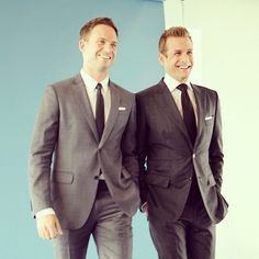 Smiley! #mikeross #harveyspector... suits