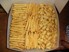 Nivové pečivo Pavlova, Creative Food, Pizza, Appetizers, Cooking Recipes, Sweets, Bread, Cheese, Baking