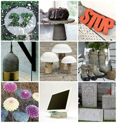 DIY – Concrete Ideas