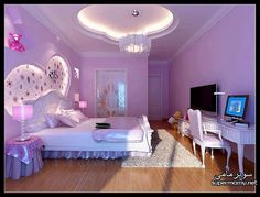 I would like this room for my Baby Girl Miss Nevaeh <3