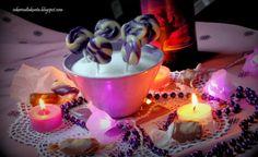Mistä violetti joulu on tehty? Laventelista, kookoksesta, maapähkinästa ja glukoosisiirappista...