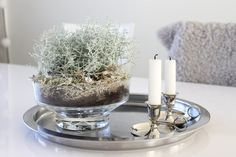 At Maria's Christmas Inspiration, Candle Holders, Xmas, Candles, Photos, Diy, Pictures, Bricolage, Christmas