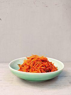 Carrot kimchi (tanggun)