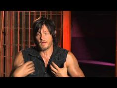 ▶ The Walking Dead Norman Reedus on why Daryl never runs out of arrows Inside TV EW com - YouTube