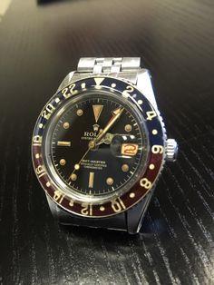 Rolex 6542 GMT Master