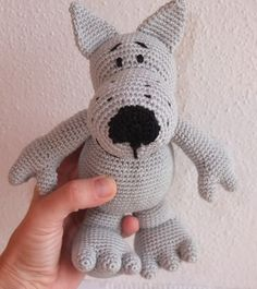 Baby Wolf Amigurumi : 1000+ images about crochet on Pinterest Giraffe crochet ...