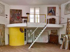 Konstantin Stepanovich Melnikov, Cemal Emden · Melnikov House