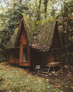 Fairy Tale Cabin (r/CozyPlaces)