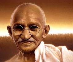 I offer you peace. I offer you love. I offer you friendship.  I see your beauty. I hear your need. I feel your feelings.  My wisdom flows from the Highest Source. I salute that Source in you.  Let us work together for unity and love.  - Mahatma Gandhi